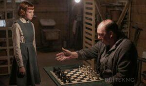 Netflix dizisi queens gambit elizabeth harmon