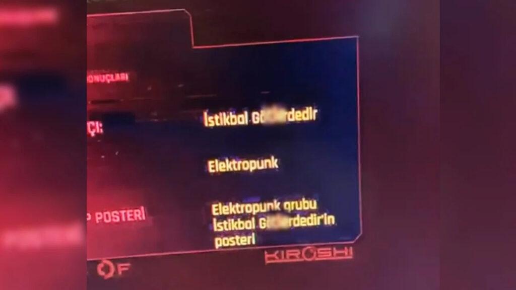 cyberpunk 2077 hatalari