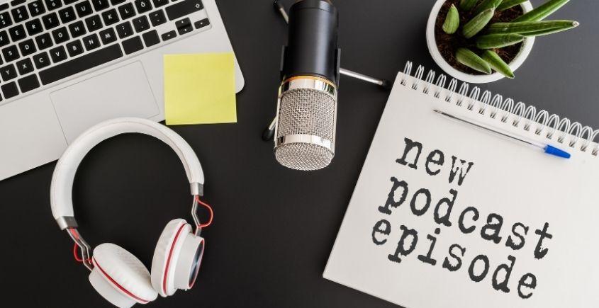 podcast olusturma