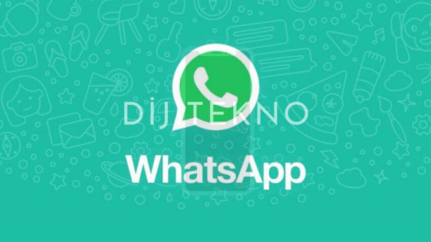 whatsapp telefon numarasi degistirme